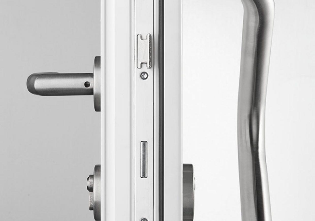 UNILUX Kunststoff-Haustüren