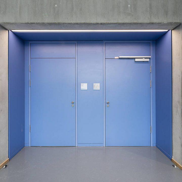 Brandschutz- und Rauchschutztüren von Schörghuber