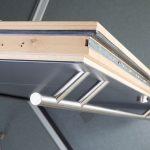 Holz Aluminium Haustüren von Unilux